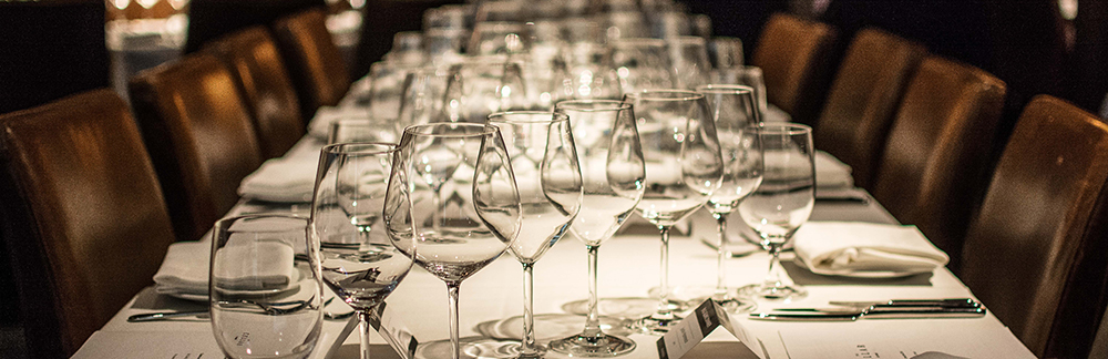 Intimate Wine Dinner Series in The Cellar by Araxi Icons of the Okanagan