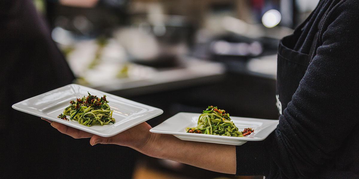 Chef Table Luncheon at Cornucopia 2018