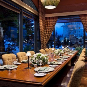 Fairmont Chateau Whistler - Laughing Stock Winemakers Dinner