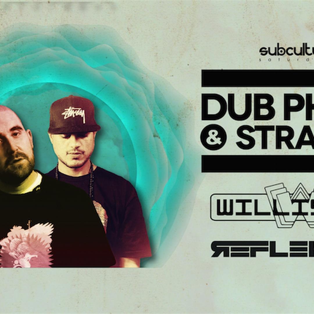 Dub Phizix & MC Strategy at #SUBcultureSaturdays