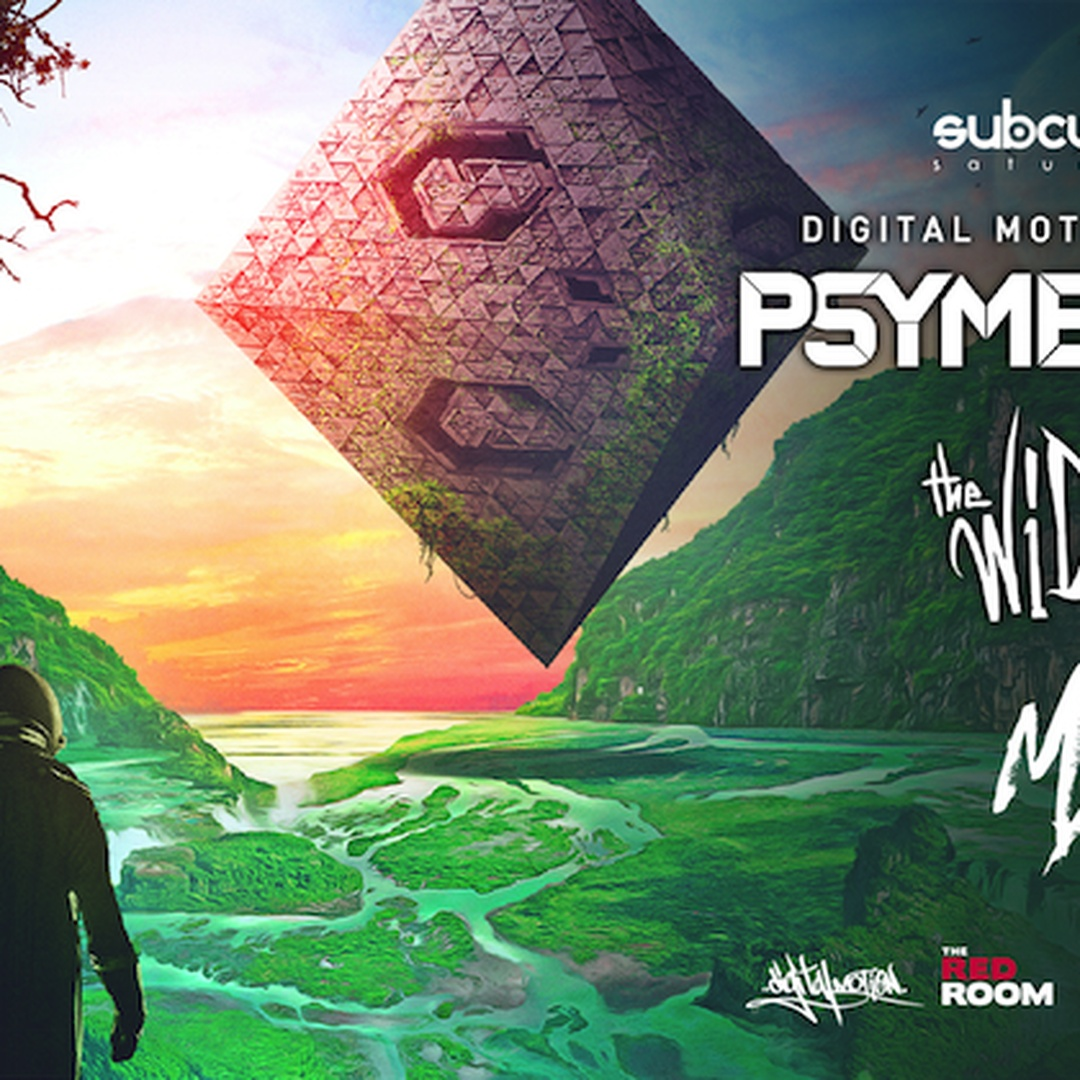 Psymbionic + The Widdler at #SUBcultureSaturdays