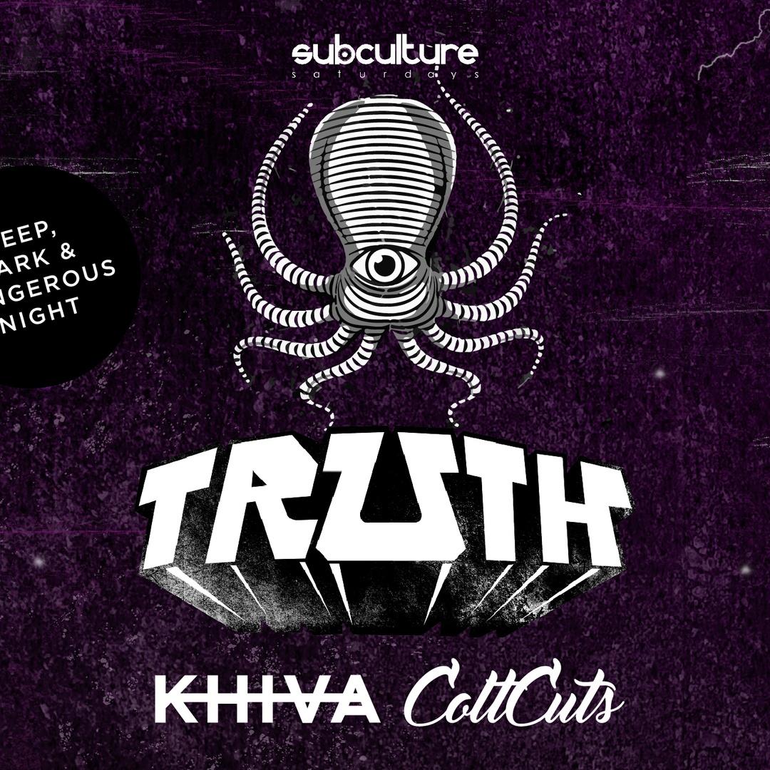 Deep, Dark & Dangerous feat TRUTH & Khiva w/ ColtCuts