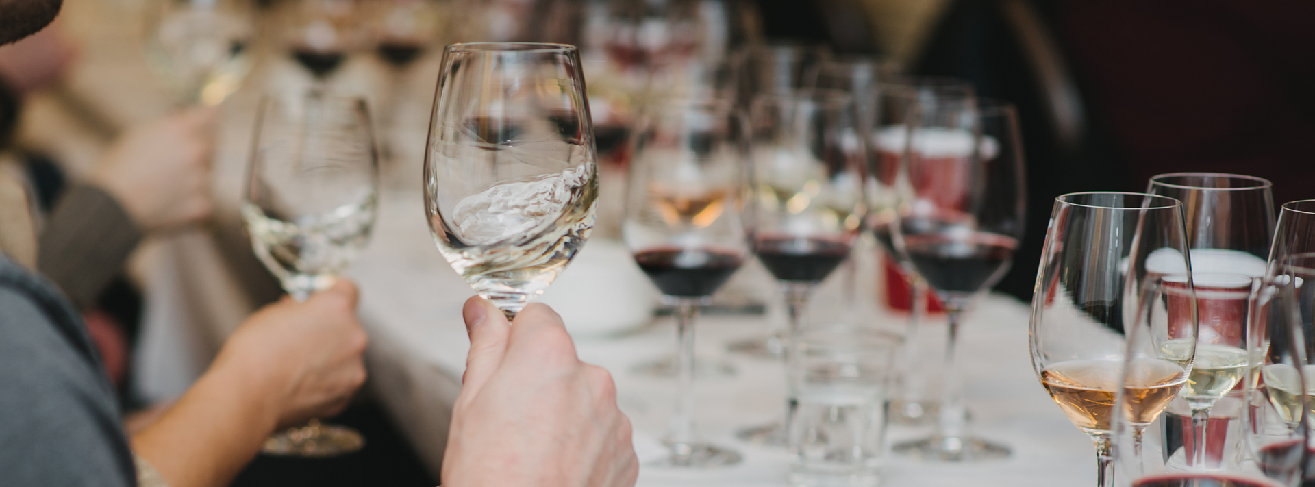 Drink Seminar: A Wine with Fingerprints: Small Wineries in a Global Age