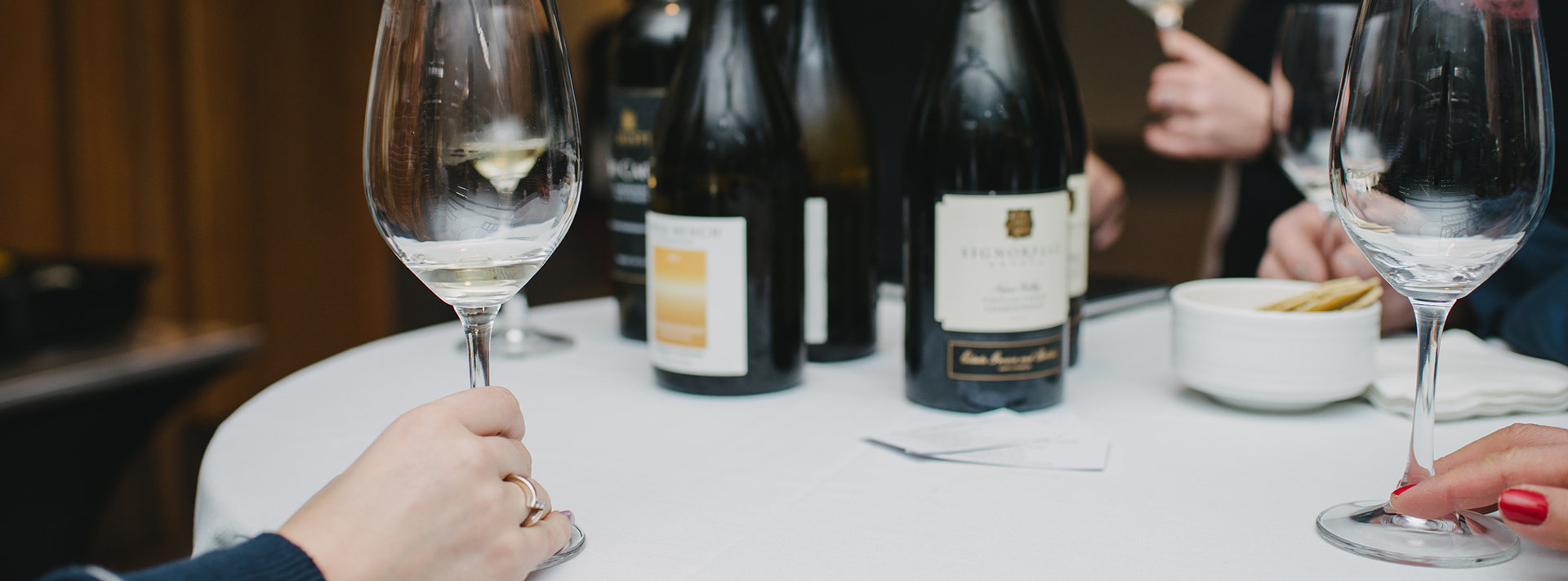 Drink Seminar: To Boldly Grow:Reinventing South African Winemaking