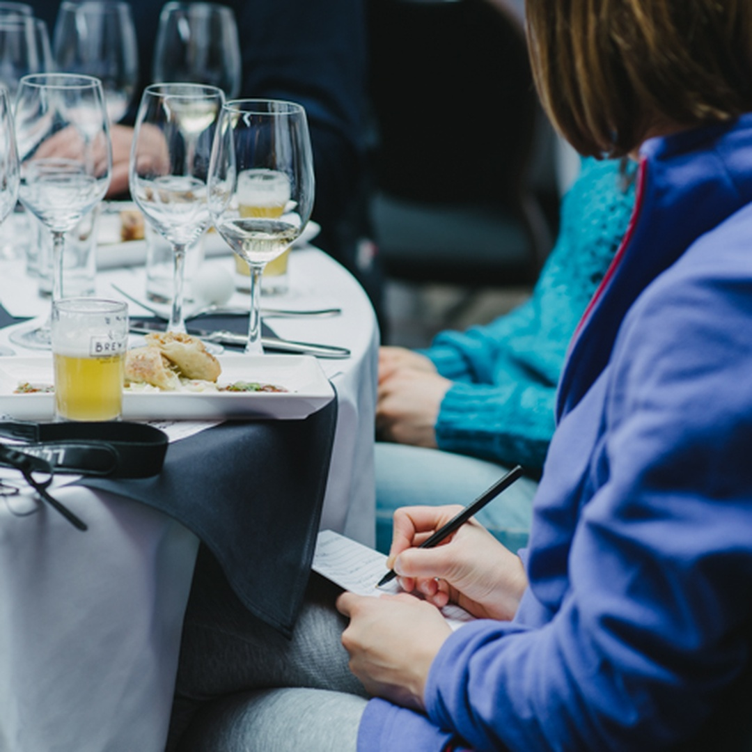 Culinary Stage Series: Cicerone Vs. Sommelier
