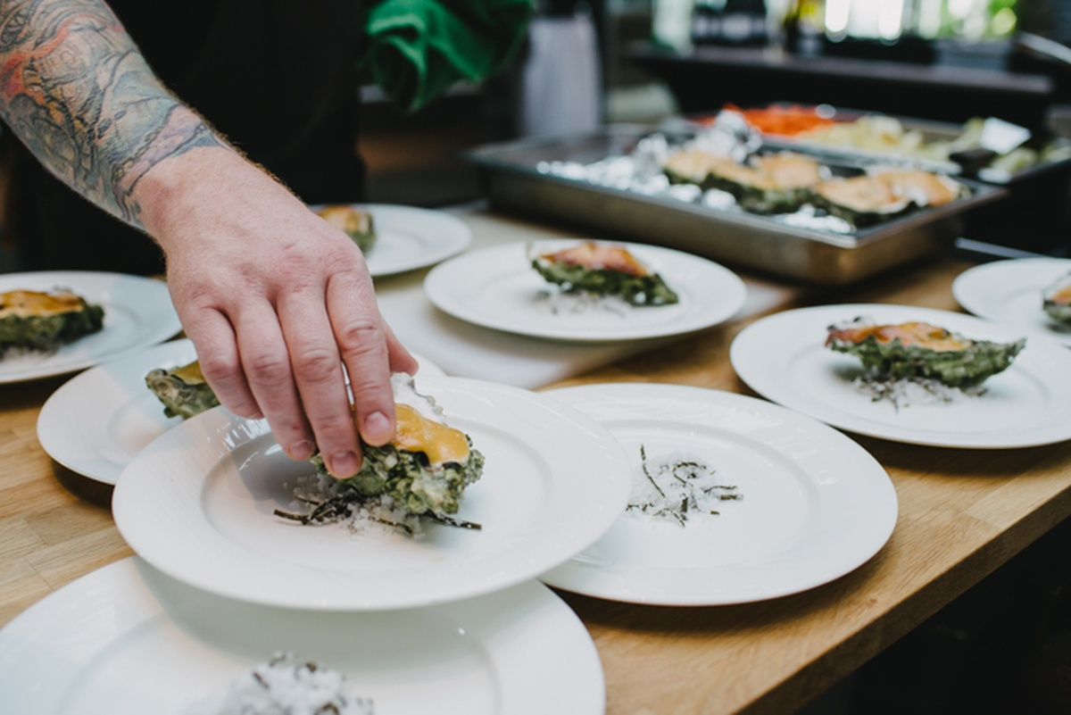 Culinary Stage Series: Hunter Gather