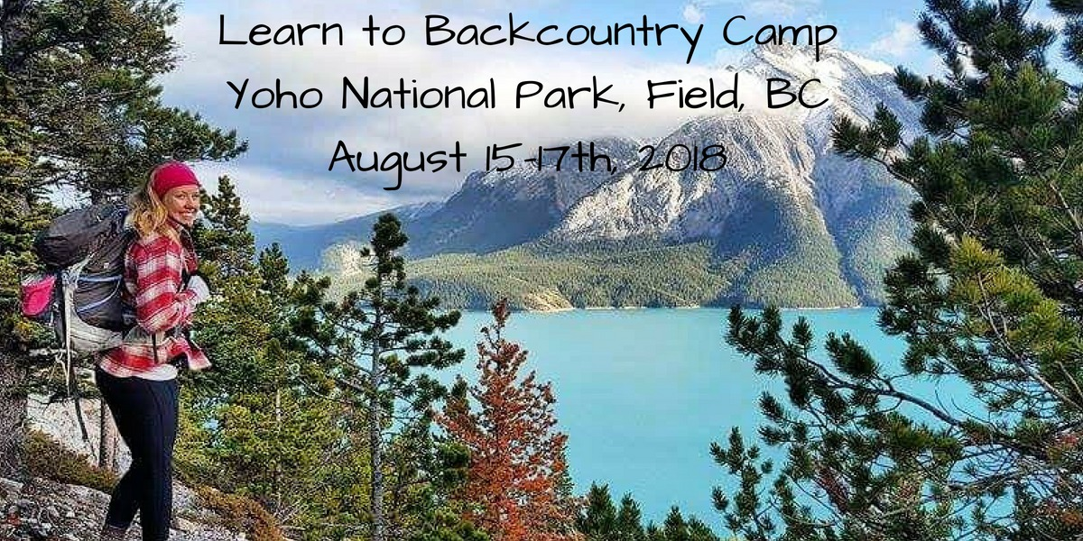 Backcountry Camping 101