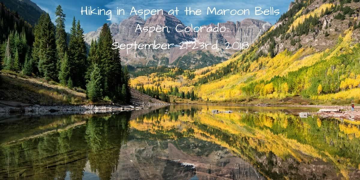 Hiking In Aspen, Colorado