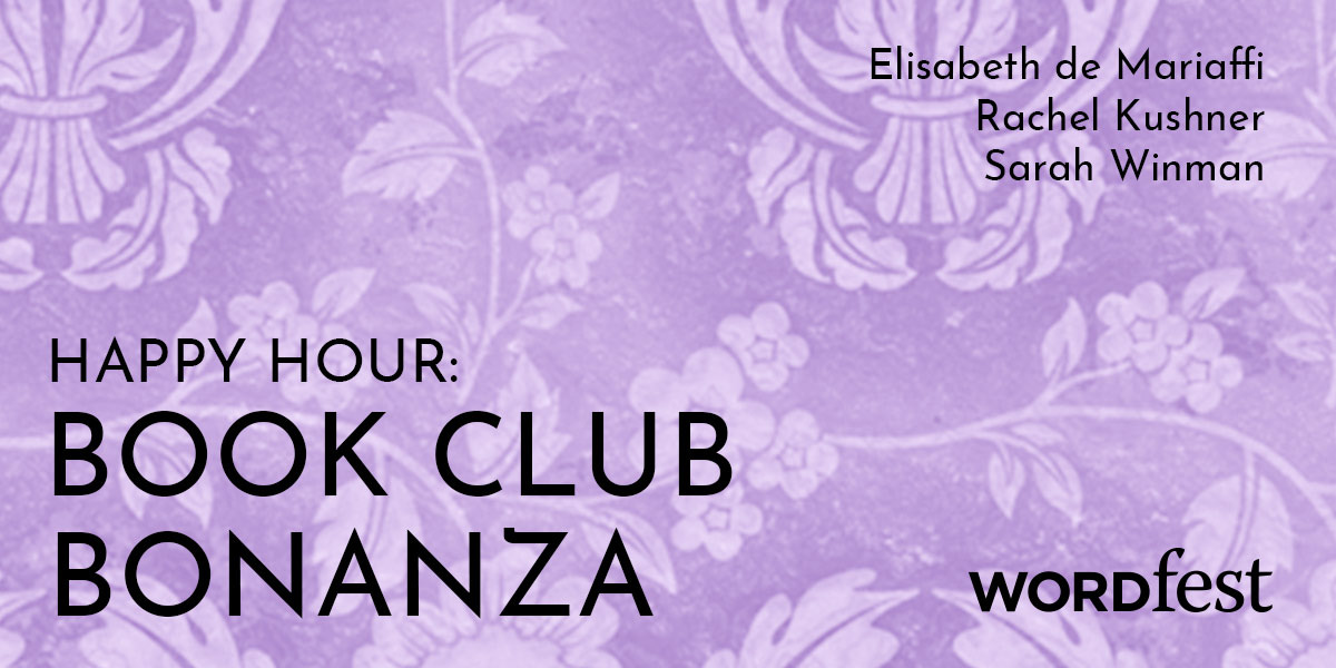Happy Hour: Book Club Bonanza