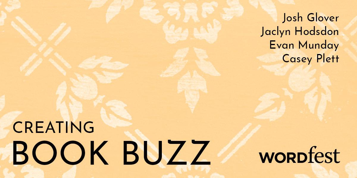 Creating Book Buzz