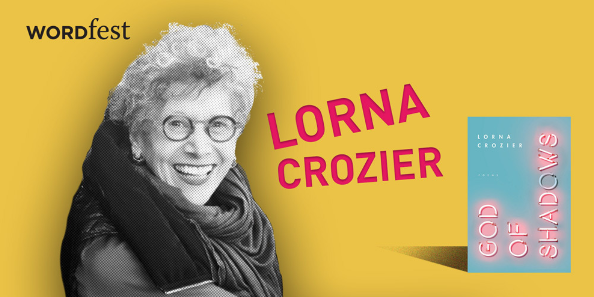 Wordfest presents Lorna Crozier