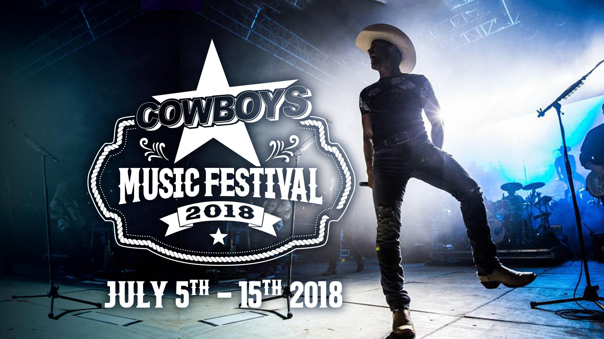 Cowboys Music Festival & Cowboys Music Festival | Showpass